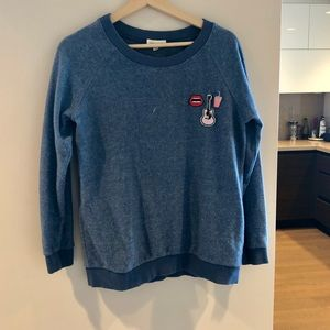 Honey Punch Pullover with Pins